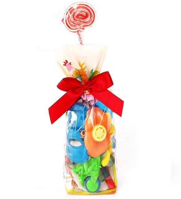 Şekerli Nostalji Oyuncak Paketi
